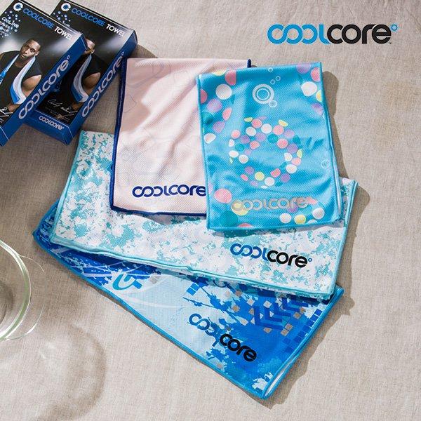 쿨코어(COOLCORE) 쿨코어 냉각 타월 (소형)2P